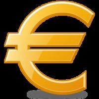 Billets  5, 10 et 20 € Pièces 10 ,20 , 50 cents et 1 ou 2 € Rendu de monnaie